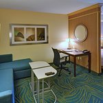 Foto di SpringHill Suites Dallas DFW Airport East/Las Colinas Irving