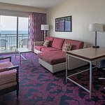 Queen/Queen One-Bedroom Suite - SpringHill Suites by Marriott Virginia Beach Oceanfront