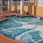 Beach Club Hot Tub