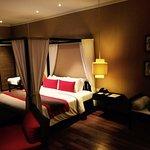 Prestive ocean villa room