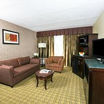 Feel pampered in our King Suite