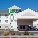 Holiday Inn Express Hotel & Suites Stevens Point-Wisconsin Rapids Foto