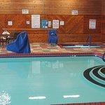 Holiday Inn Express Lexington Nebraska Heated Indoor Pool