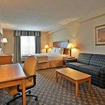 Valdosta, GA Holiday Inn Executive King Bed Guest Room