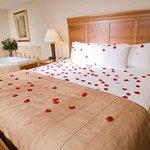 Valdosta, GA Holiday Inn Jacuzzi Suite