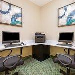 Free 24-Hour Business Center