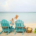 Family vacation at Boardwalk Hotel Aruba Palm Beach