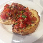 Bruschetta - beautiful bread