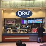 Opa! Souvlaki - Upper Canada Mall Food Court, Newmarket ON