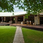 Facilities facing on to the magnificent Zambezi River