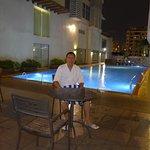 Pool side@A Venue Hotel