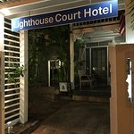 Lighthouse Court Hotel in Key West Foto