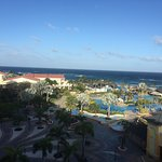 Views from the Marriott St. Kitts