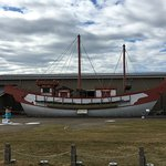 平城京 遣唐使船の復元