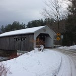 Photos include nearby Jay Peak and Montgomery VT. What a charming area!