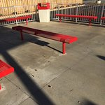 Sundae and seating