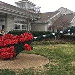 Christmas Decorations at Wyndham