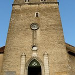 Eglise Saint-Vincent.