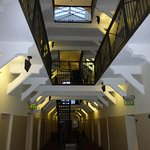 first , second and third floor landings