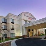Alexandra, Virginia Hotel Entrance