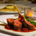 Lamb Chops- Guests travel far for this popular dish!