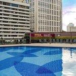 Foto de Crowne Plaza Guangzhou City Centre