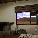 Views of mountainous bliss at Toplodge - interior and views from Teakwood Cottage and surroundin