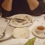 It was so good, we couldn't take a picture fast enough to show you