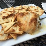 Wine Tap--Baked Brie