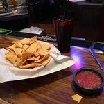 Delicious Fish Tacos, very nice service