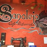 """Not sure if that creature is in fact a """"sanalejo?"""""""