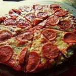 Pepperoni Pizza - yummilicious & freshly prepared