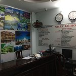 Nhat Le Hotel Foto