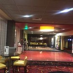 Very nice lobby.....