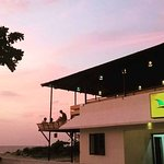 Cafe Catamaran .....an eve view