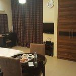 Dunes Hotel Apartments Oud Metha Foto