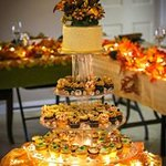 Autumn Wedding Tower