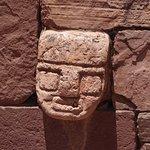 Tiahuanaco (Tiwanaku) Foto