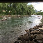 River view from the Durango Inn