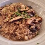 Mushroom risotto - absolutely yummy!