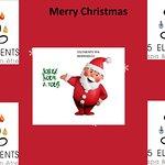 Joyeux Noel & Merry Christmas : be happy et soyez heureux !