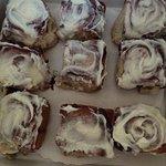 These cinnamon rolls are just like my Great Grandma's!
