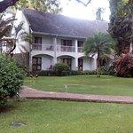 Reception, Sun lounge and garden