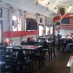 Buckeye Express Diner dining car