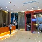 Cosmo Hotel Hong Kong Foto