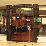 Hilton Airport - Second Line sports bar in lobby