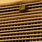 Vent Clip in hallway air vent
