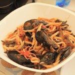 seafood marina pasta
