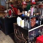 Fabulous coffee stop on Christmas Eve