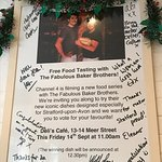 Do u know that this cafe was visited by the 'Fabulous BakerBrothers' in September 2016 who help